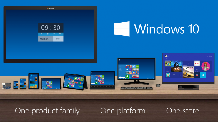 Microsoft Windows 10 Great UI Changes