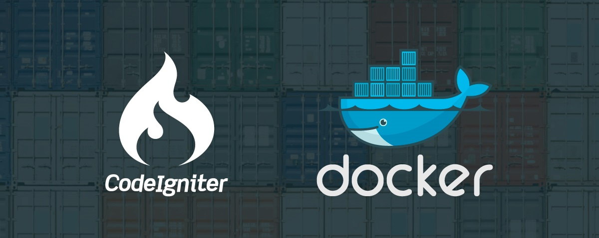 Setup CodeIgniter Docker container for development