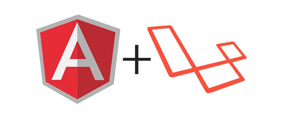 Sharing data between Laravel and Angular